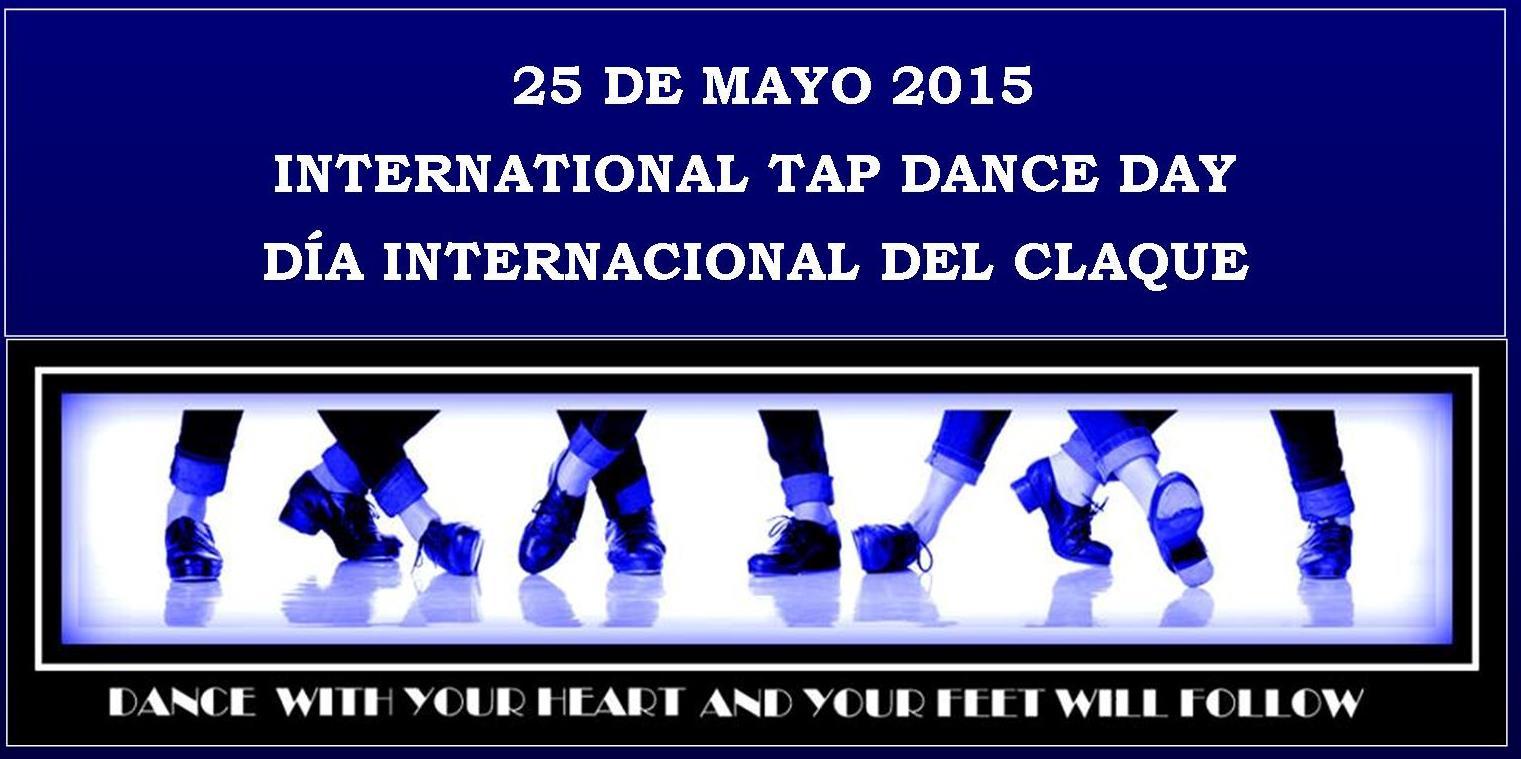 Día Internacional del Claqué 2015 en Claqué Valencia