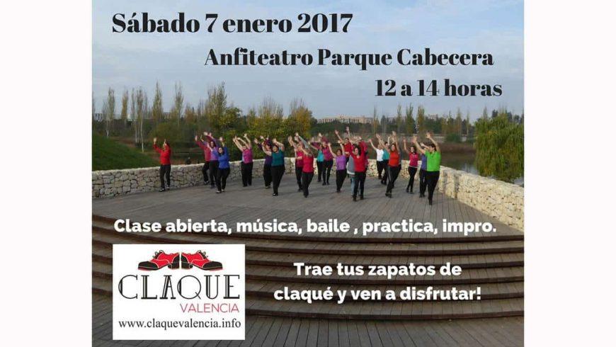 Actividad en el Anfiteatro Parque Cabecera