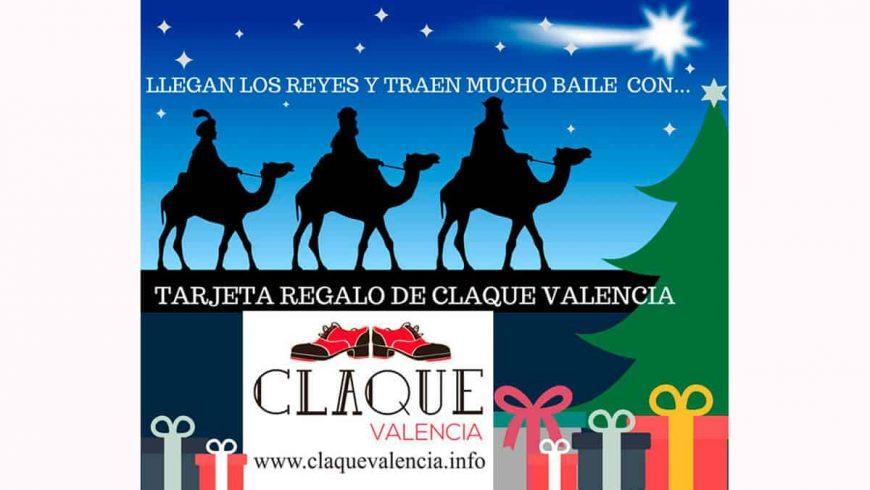 Tarjeta Regalo Claqué Valencia