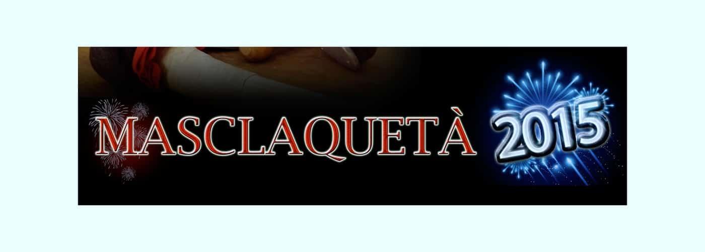 MASCLAQUETÀ 2015 de Claqué Valencia