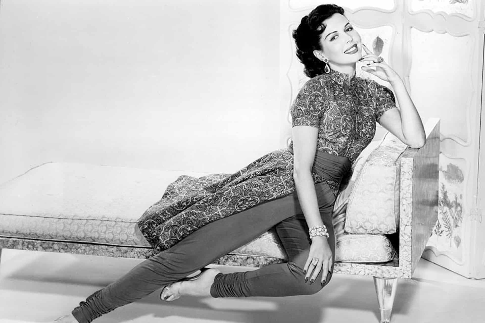 Hoy cumple años una gran maestra del baile claqué: Ann Miller