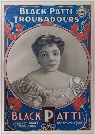 Black Patti's troubadours - tap claqué historia