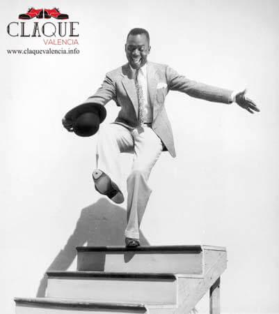 Claqué Valencia con Bill Robinson - El baile de las escaleras