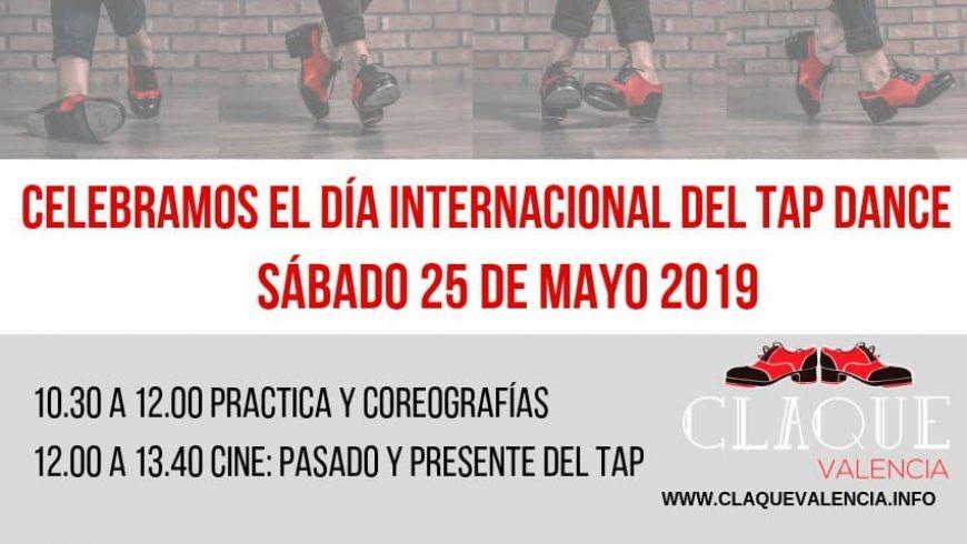 Celebramos el Día Internacional del Tap