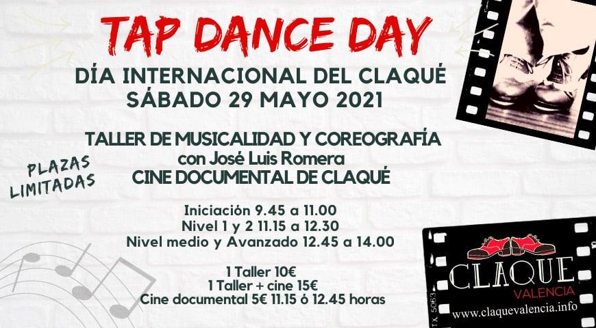 Día Internacional del Tap Dance 2021
