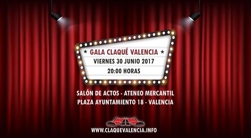Gala Claqué Valencia 2017