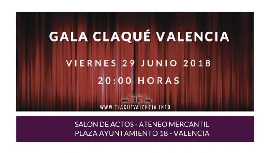 Gala Claqué Valencia 2018