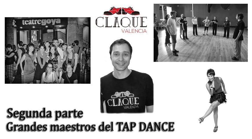 GRANDES MAESTROS DEL TAP DANCE. Segunda parte