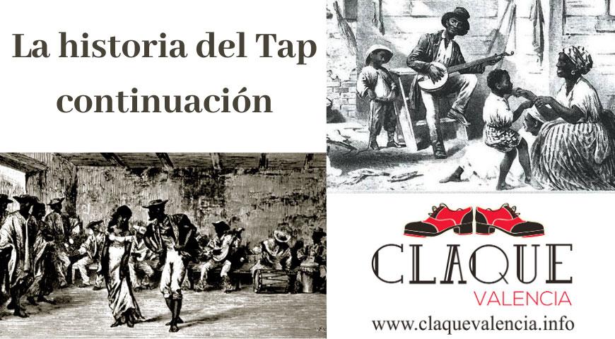 Los orígenes del tap dance