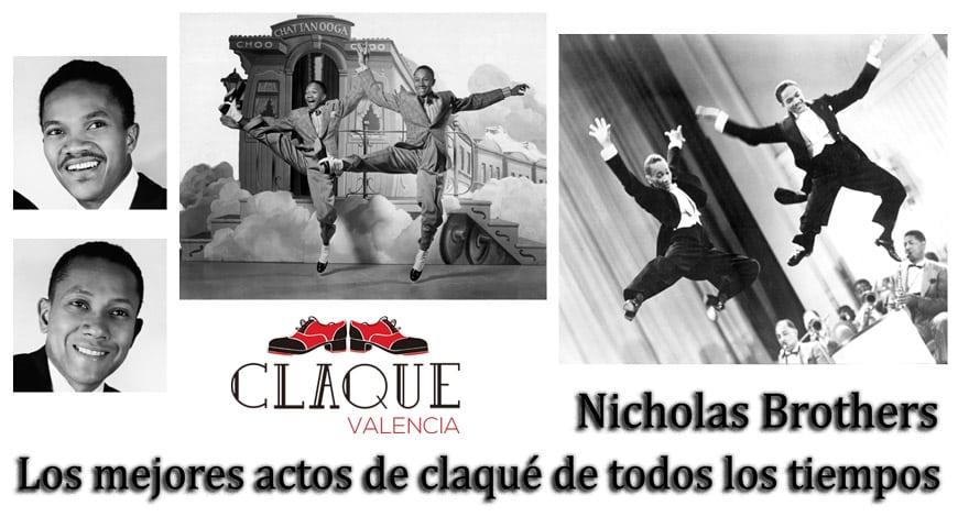 Nicholas Brothers. Los mejores actos de claqué de todos los tiempos