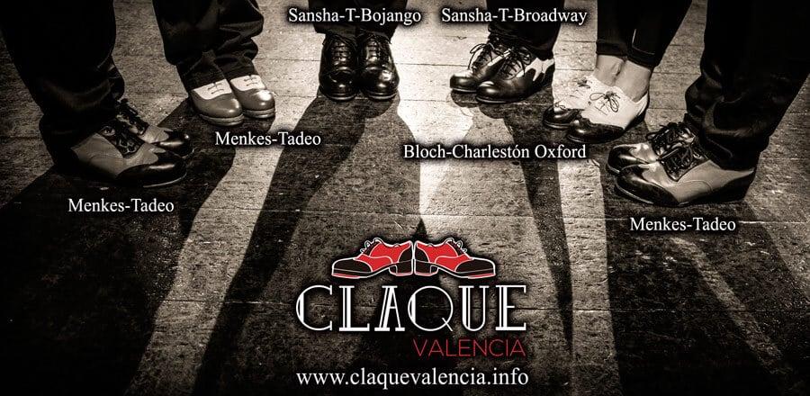 Zapatos de Claqué