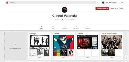Bienvenidos a Claqué Valencia