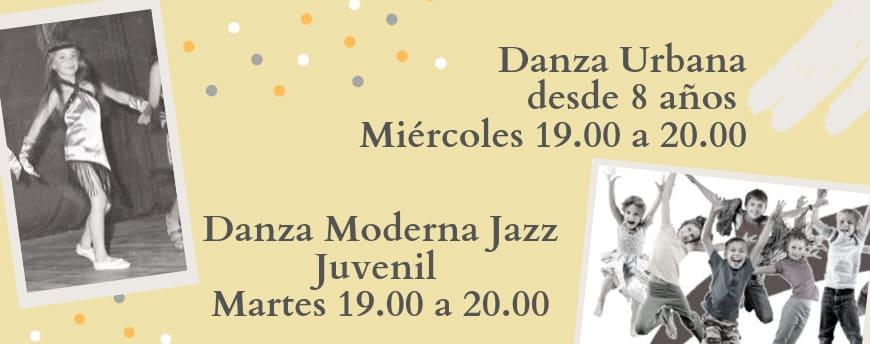 Clases de danza para niños en Valencia
