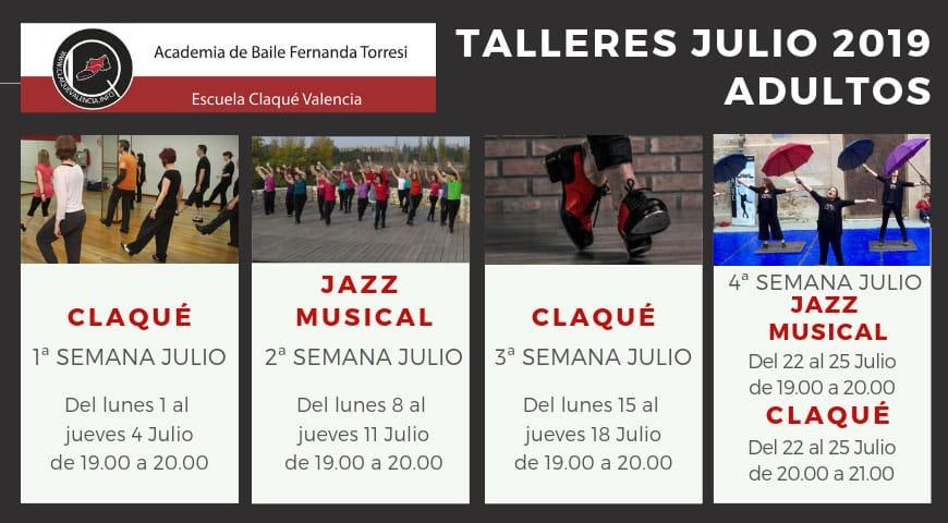 Clases de baile para adultos en Valencia