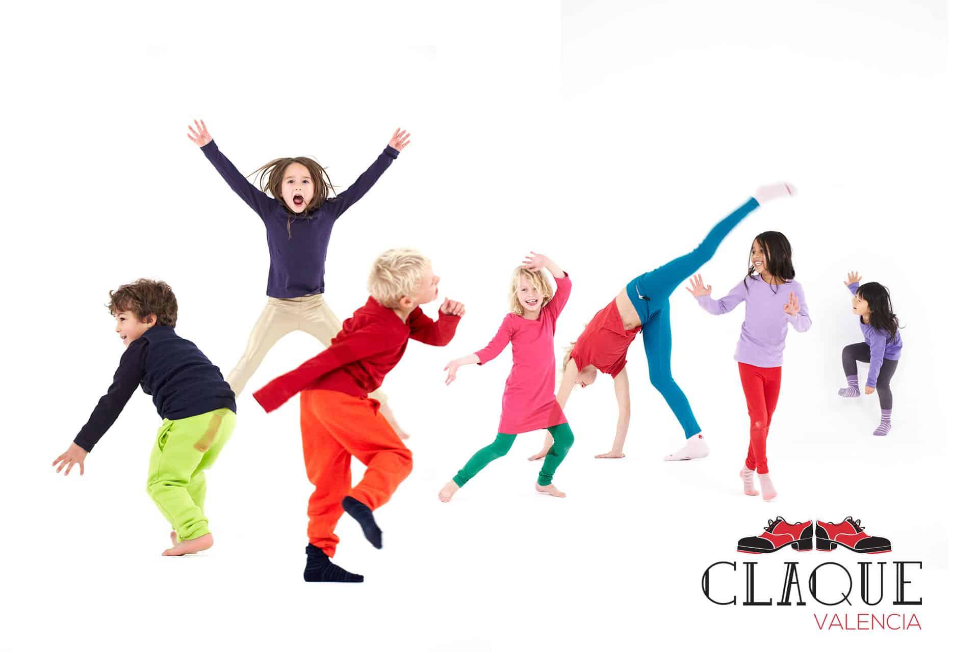 Nuevas clases de baile para niños y jóvenes