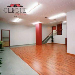 Escuela de baile Claqué en Valencia