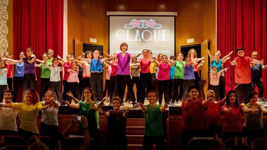 Claqué Valencia celebra el Día Internacional de la Danza