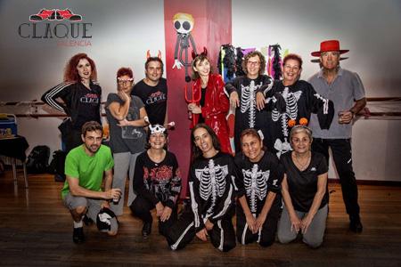 Halloween en Claqué Valencia