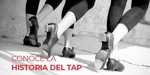 Historia del baile tap