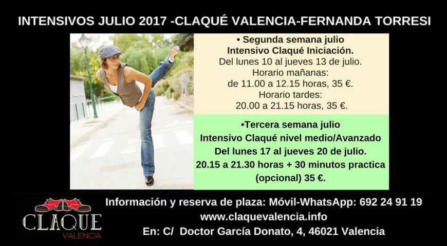 intensivos-mes-julio-2017-claque-valencia