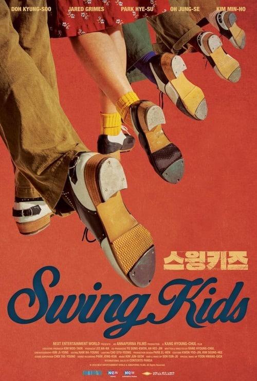 Swing Kids película baile claqué